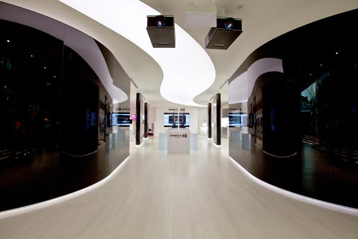 187 Storeage Creates Lg Retail Experience Store In Singapore