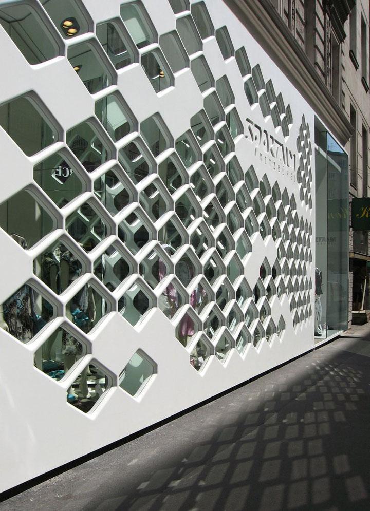 Sportalm Flagship Store Vienna 187 Retail Design Blog