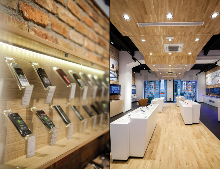 187 Smartphone Concept Store By Brigada