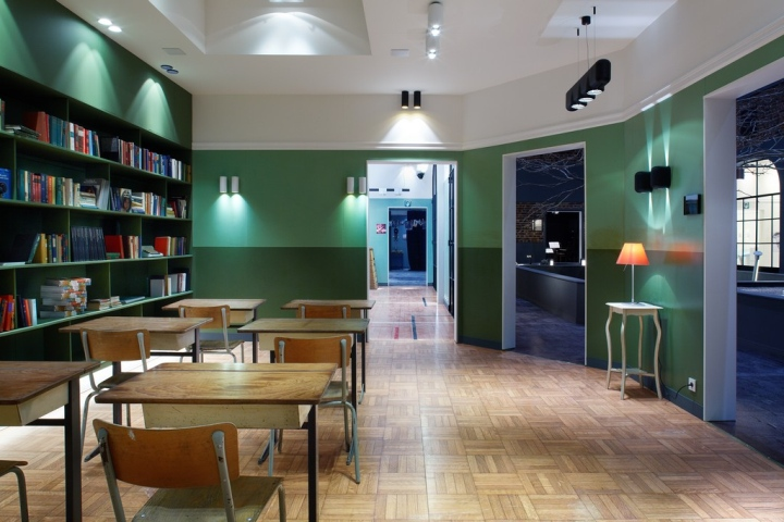 Furniture Showrooms Modular Academy Showroom Roeselare