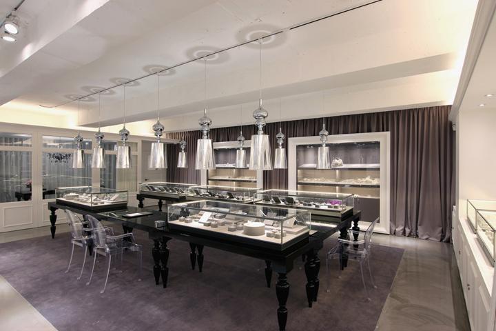 Jewellery Shop Furniture Design
