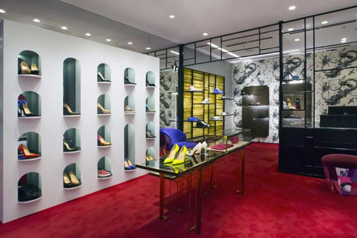 187 Christian Louboutin Store By 212box Melbourne Australia