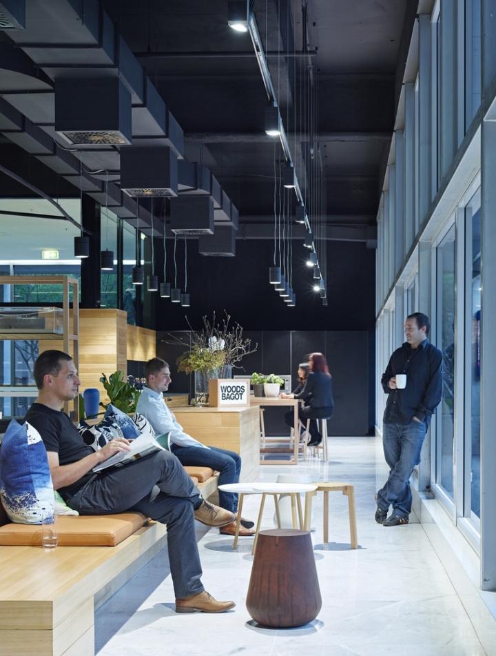 Office Interior Design Brisbane