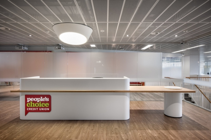 People's Choice Credit Union Offices by Woods Bagot ...