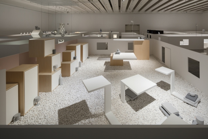187 The Space In Between Exhibition By Nendo Holon Israel