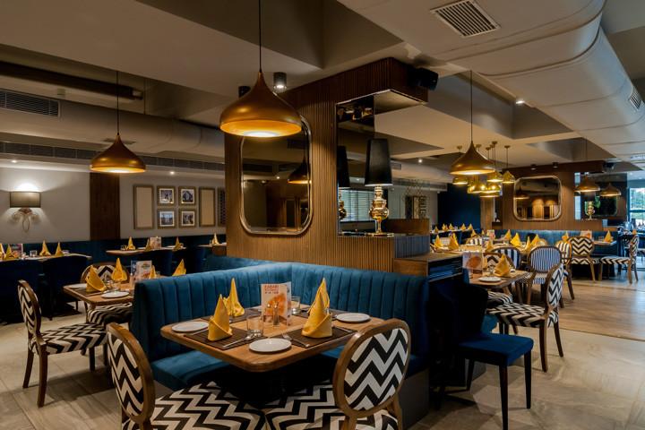 187 1944 Restaurant By Ido Design Ahmedabad India