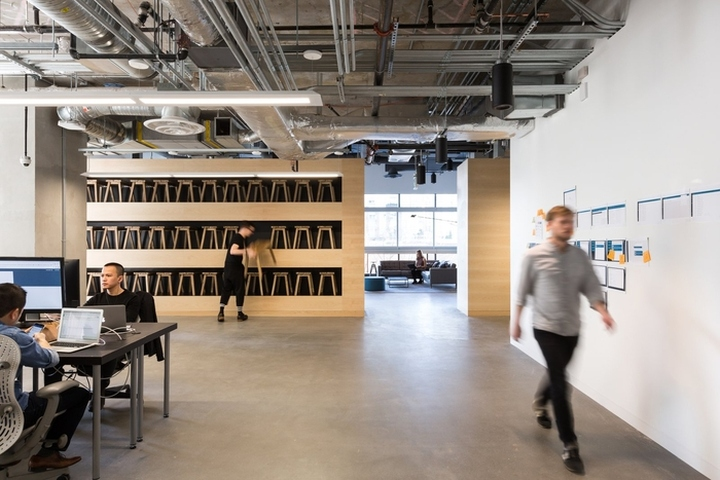 187 Bench Accounting Office By Perkins Will Vancouver Canada