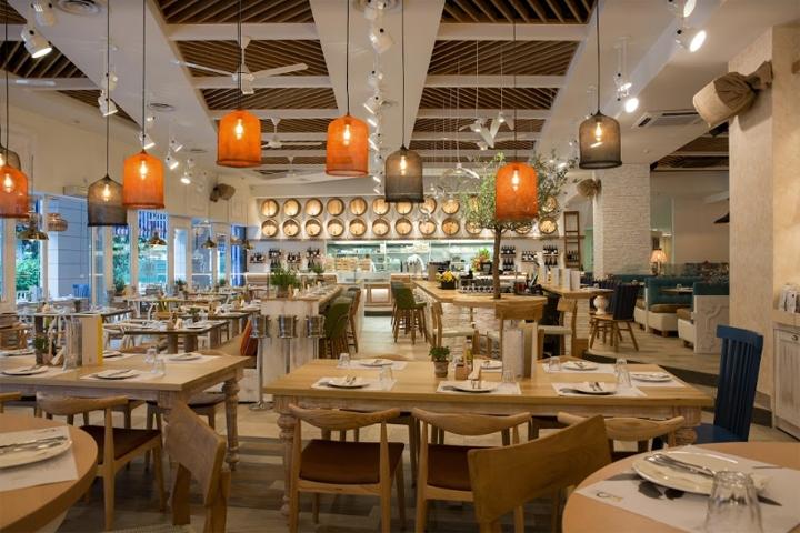 Greek Restaurant Beverly Hills