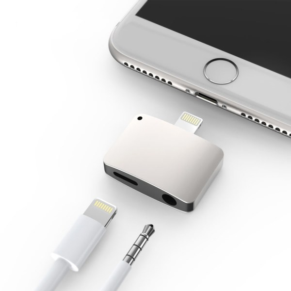 iPhone accessories   cases  chargers  lightning cables   more iPhone 7   7 Plus Lighting Port Adapters
