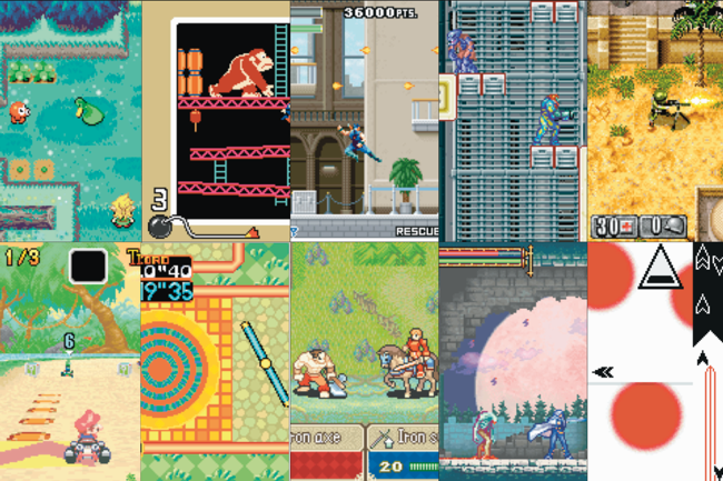 Top Ten Original GBA Games   Retro Gamer