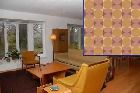 Danish Modern Interior With Bradbury S Mod Generation