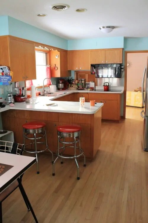 Kate S 771 Kitchen Remodel She Shares Her Diy Lessons