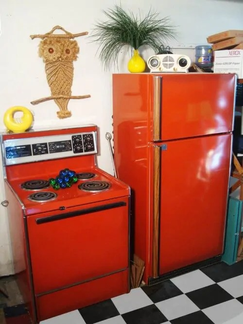 What Color Are Style Appliances