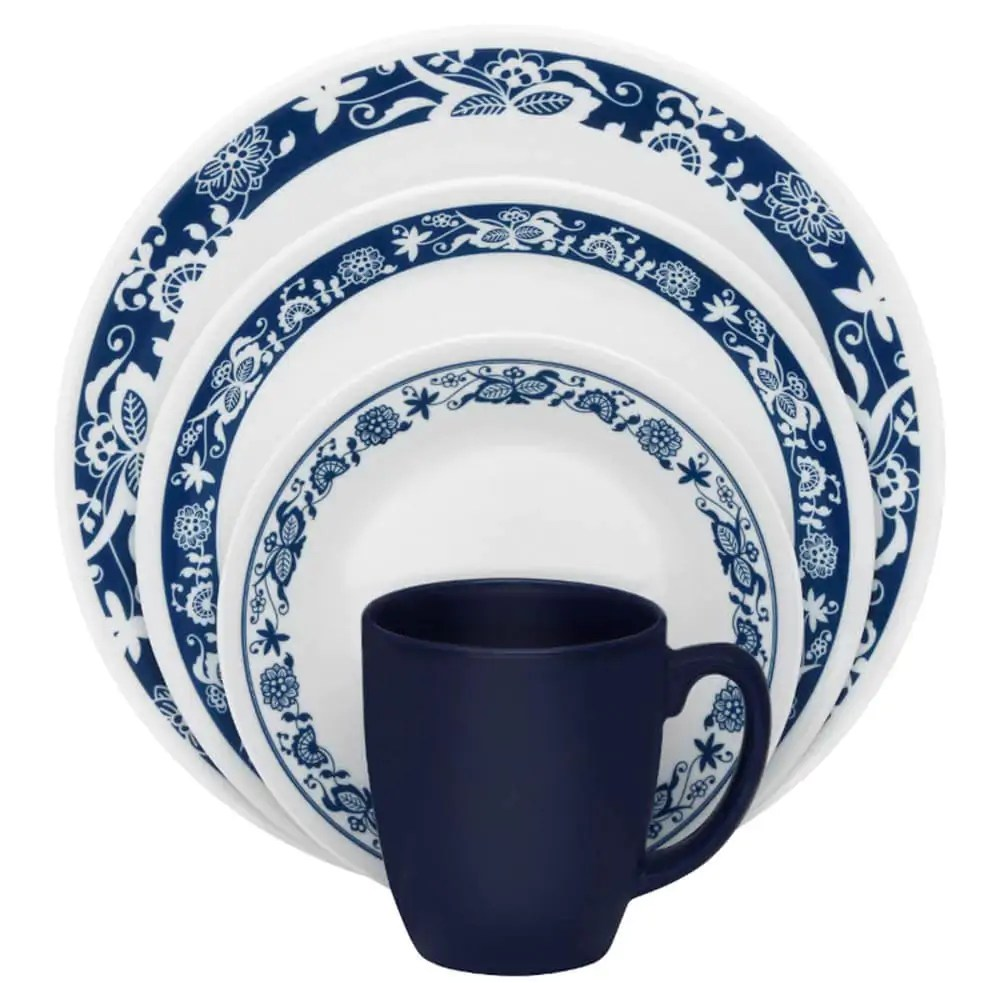 Black And White Casual Dinnerware Sets