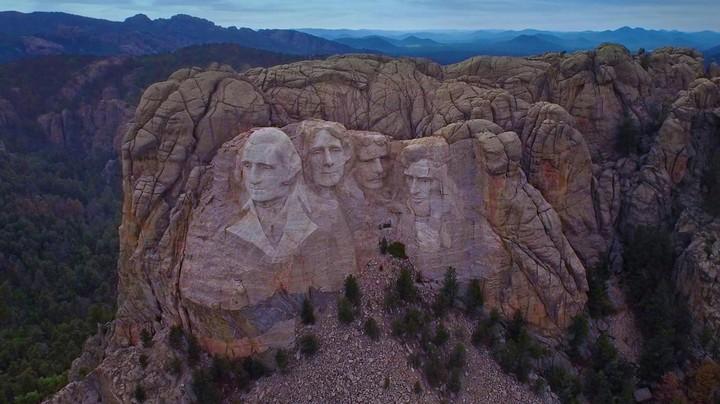 Mount Rushmore In South Dakota Wallpaper By T1000