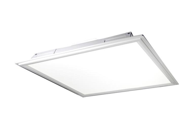 Philips Led Ceiling Panel Lights   Ceiling Designs 2 X2 Warm Led Light Panel 40w 4200 Lumens Rh Newtons