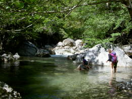 Best Places to Go Swimming in the San Francisco Bay Area     Big Sur River Gorge