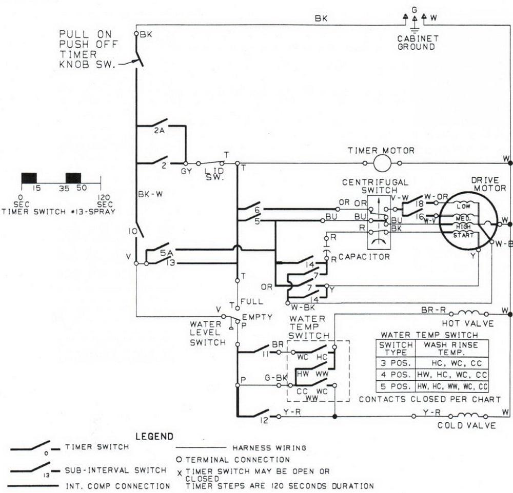 Tbx24z1 Diagram Schematic Ge Refrigerator