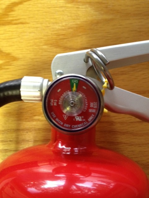 Fire Extinguisher Recharge Dallas Fort Worth DFW