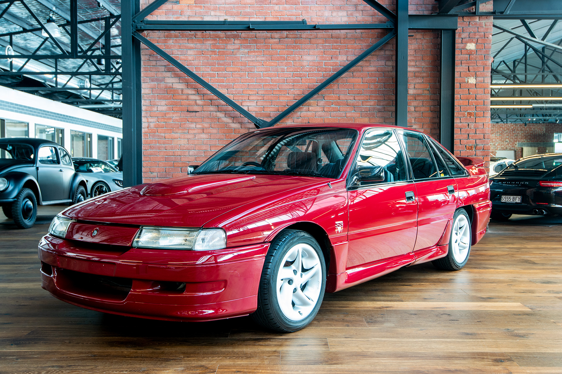 1990 Holden Special Vehicles Vn Group A Ss Richmonds