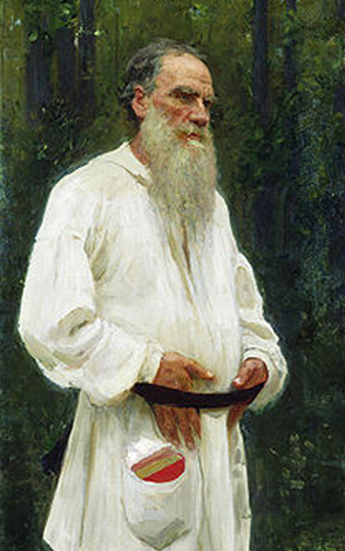 Leo Tolstoy The Beginning Of The End Antiwar Literary