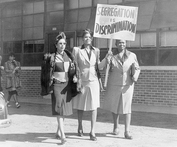 African American Segregation War