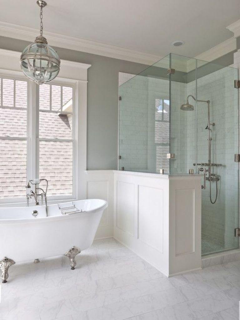 Best Kitchen Gallery: 15 Clawfoot Bathtub Ideas For Modern Chic Bathroom Rilane of Claw Tub Bathroom Ideas on rachelxblog.com