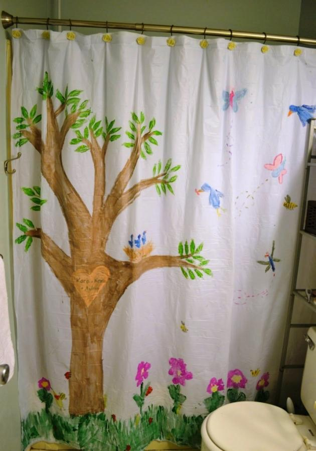15 Wonderful Themed Shower Curtains For Kid S Bathroom