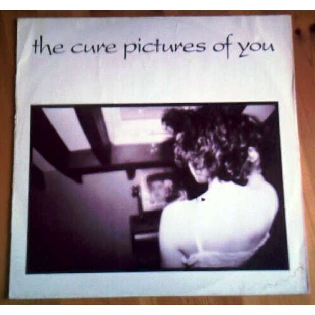 the cure pictures of you - 618×618