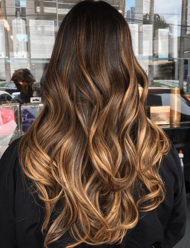 Neutral Light Brown Hair