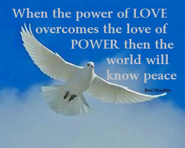 When Power Love Overcomes Love Power