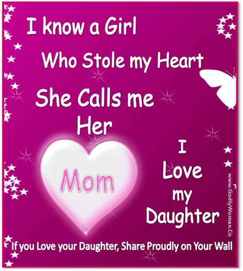 Inspirational Quotes Your Daughter