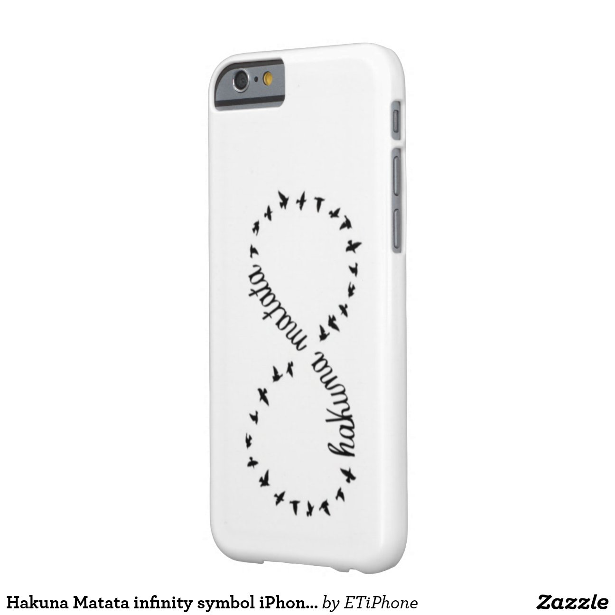 Hakuna Matata Iphone 4 Case