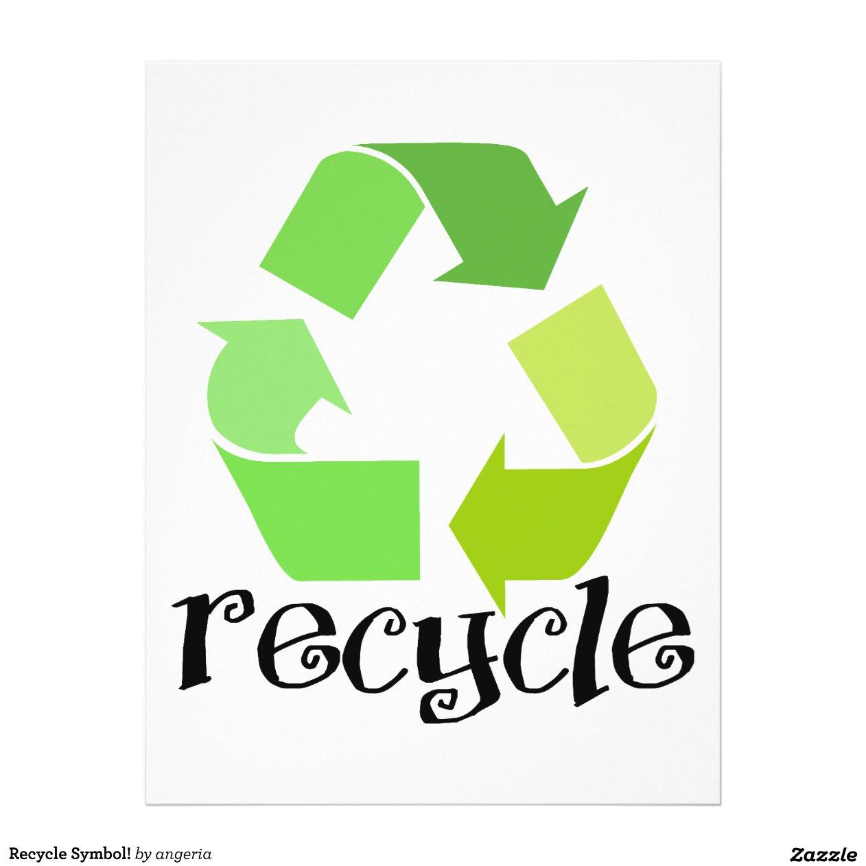California Can Aluminum Recycling Symbols