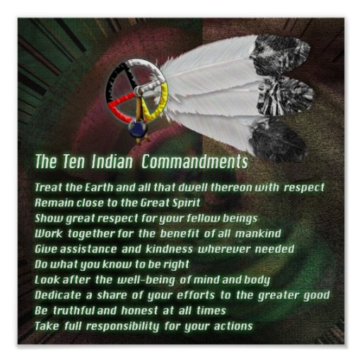 10 Commandments Dummies