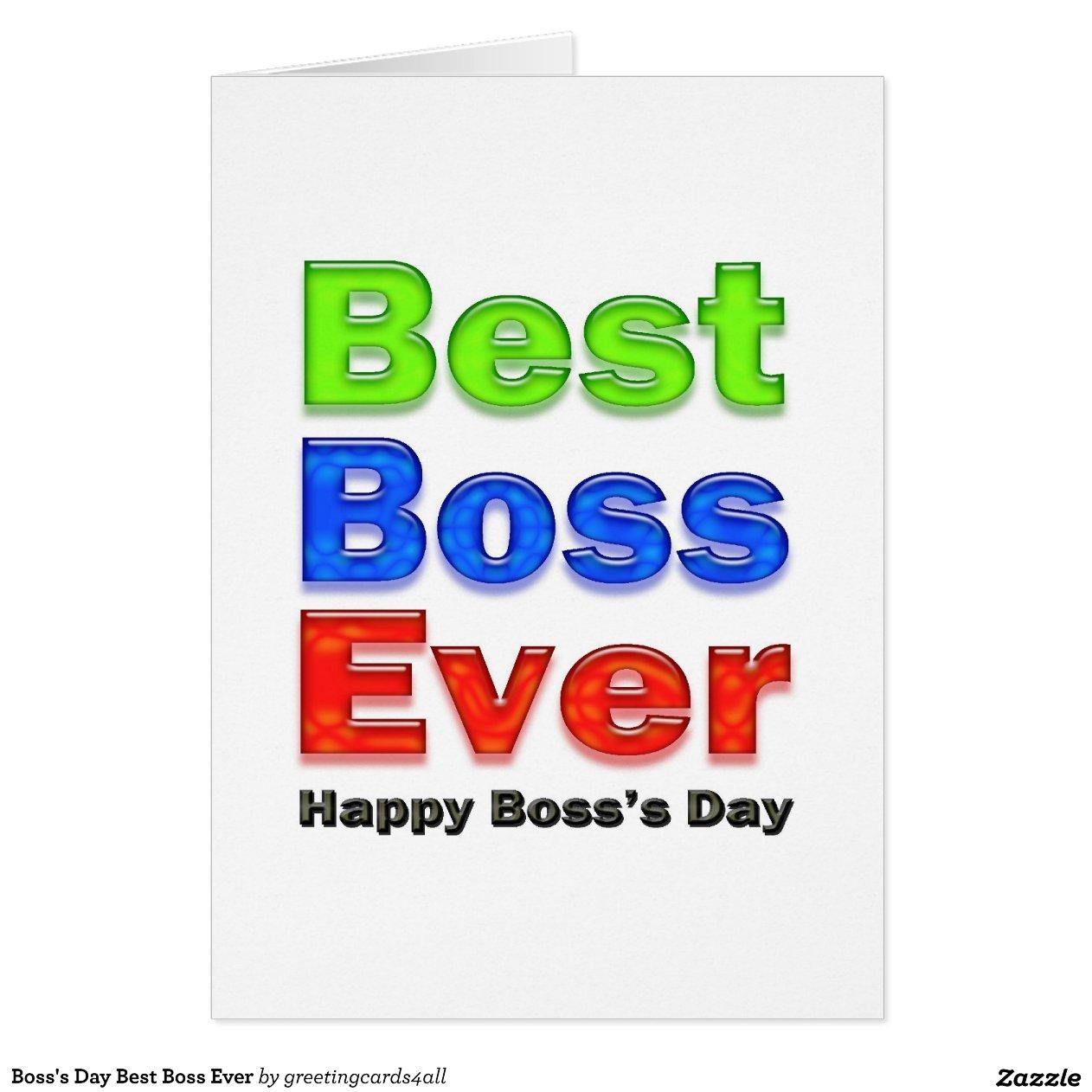 Bosss Day Greetings Greetings