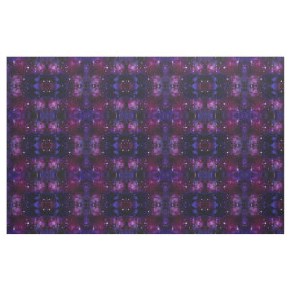 Galaxy Fabric for Upholstery, Quilting & Crafts | Zazzle ...