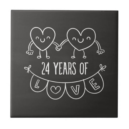 Happy 24th Anniversary Quotes