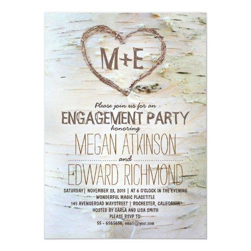 Rustic Wedding Invitations Canada Cheap