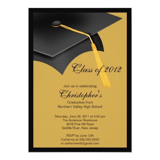 Unique Grad Announcements