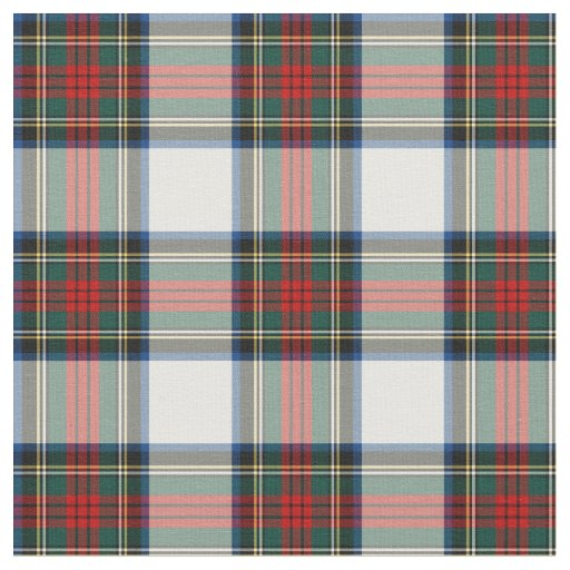 Plaid Home Decor Fabric