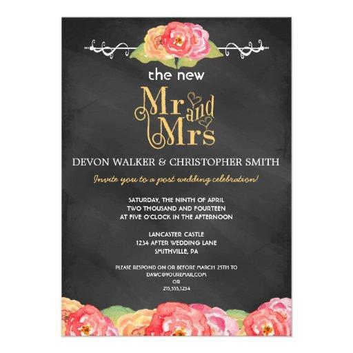 Wedding And Reception Invitation Wording