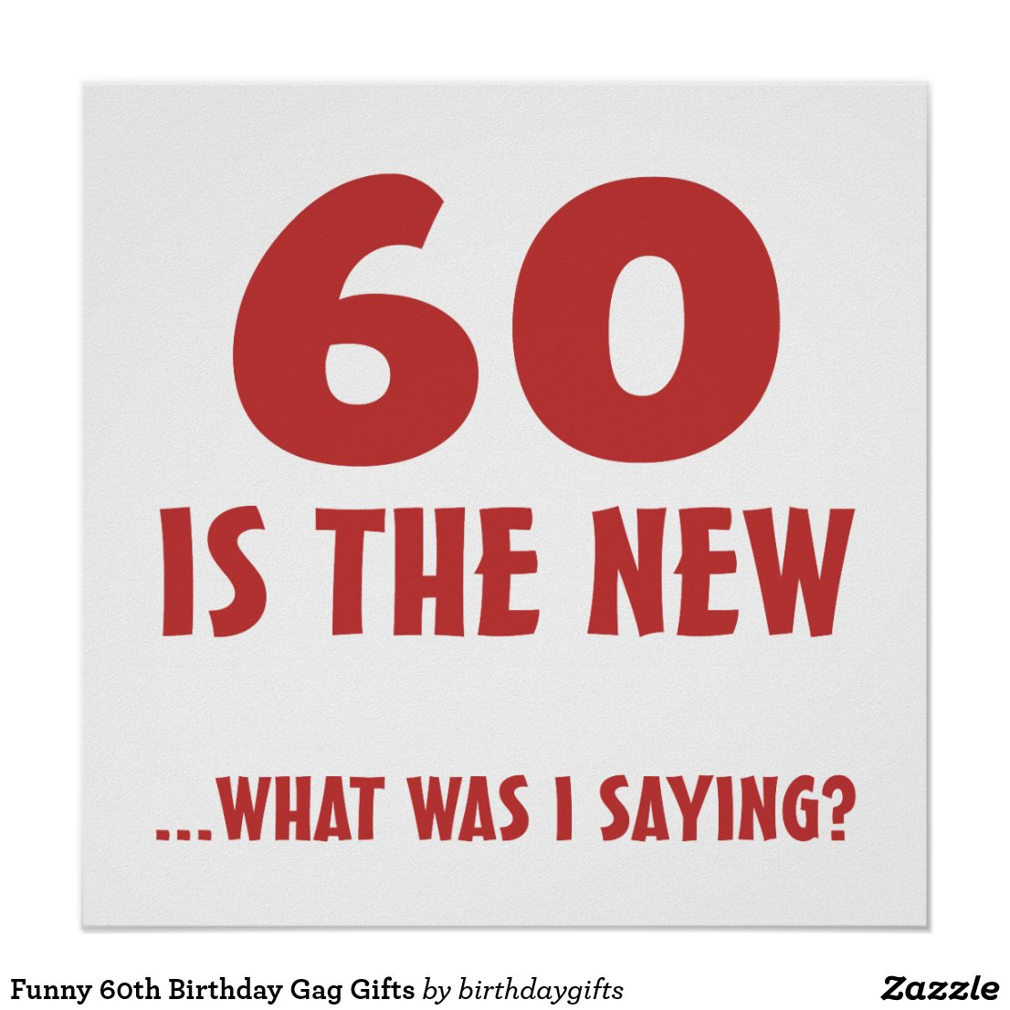 Funny Pictures 60th Birthday