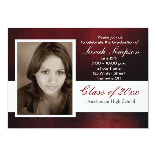 Cheap Graduation Invitation Cards