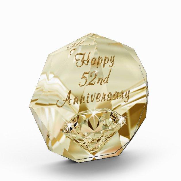 50th Wedding Anniversary Announcements