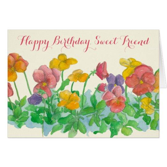 Flowers 16th Birthday