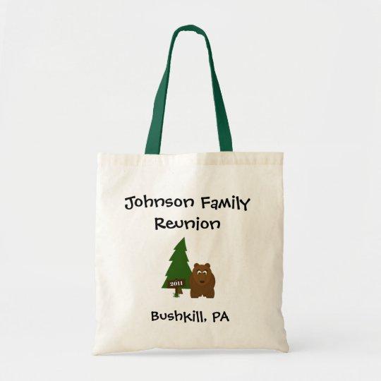 Johnson Family Reunion Tote Bag | Zazzle