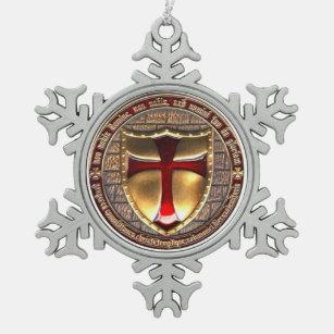 Templar Ornaments & Keepsake Ornaments | Zazzle