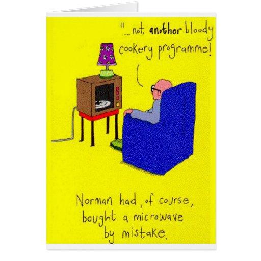 Blonde Jokes Tv Microwave