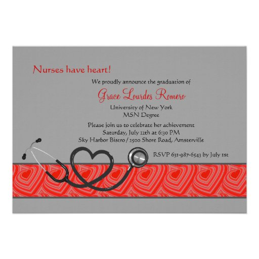 Quick Graduation Party Invitations